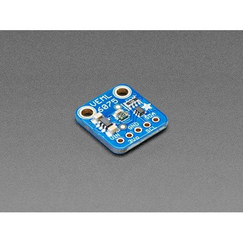 VEML6075搭載 UVA/UVB/UVインデックスセンサモジュール