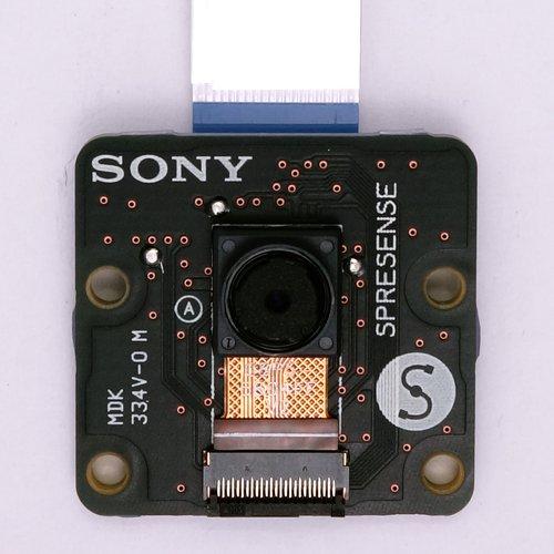 SPRESENSEカメラボード [CXD5602PWBCAM1]