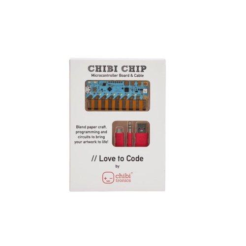 Love To Code Chibi Chip