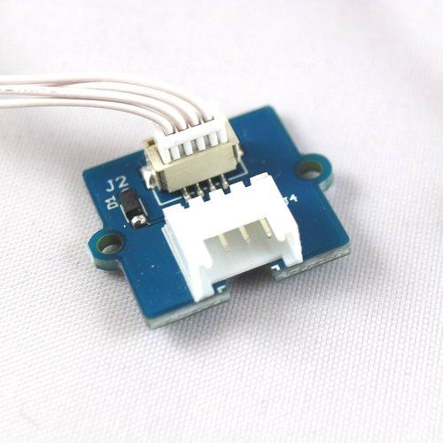 4×4非接触温度センサD6T 変換基板