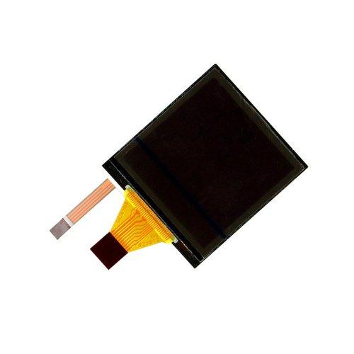 バックライト付き 超低消費電力 MIPカラー反射型液晶モジュール 1.28型