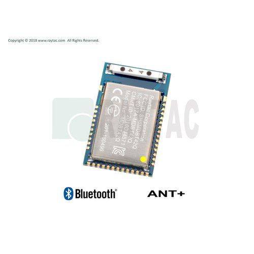 nRF52832 MDBT42Q モジュール(チップアンテナ)