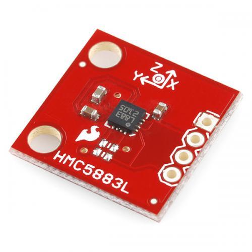 HMC5883L搭載三軸デジタル・コンパスモジュール--販売終了