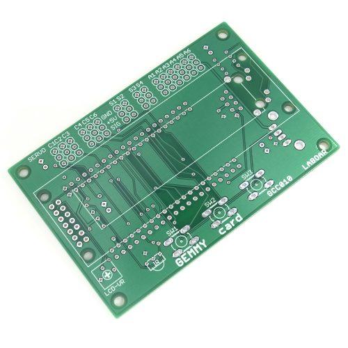 mbed用 RCコントロールGEMMY カード基板