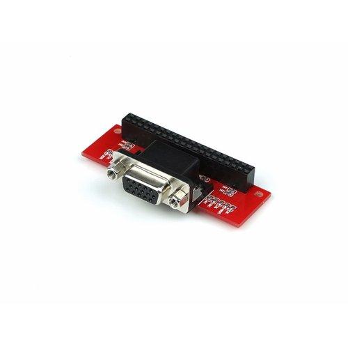 Raspberry Pi用VGA666増設モジュール