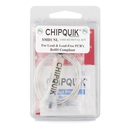 Chipquik 表面実装部品用取り外しキット--販売終了