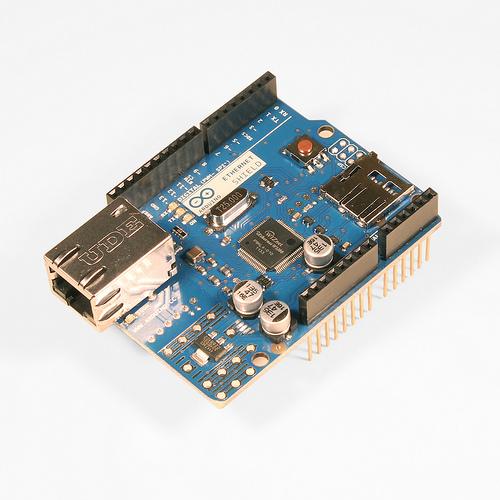 Arduino イーサネットシールド R3 --販売終了
