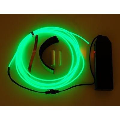 ELワイヤースターターパック(緑色2.5m)--在庫限り