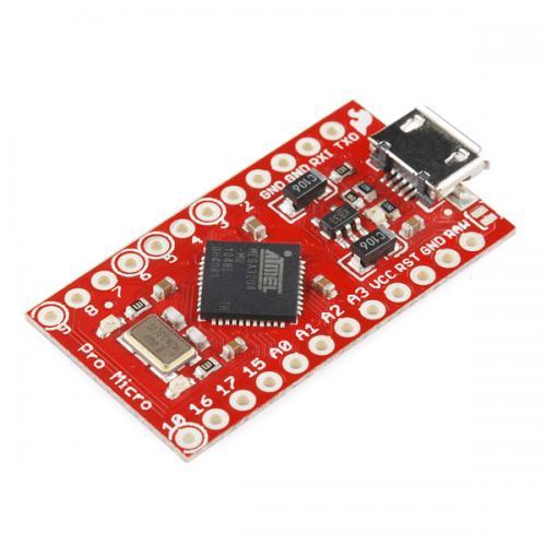 Pro Micro 3.3V/8MHz --販売終了