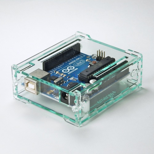 ProjectBox for Arduino (グリーンエッジ)