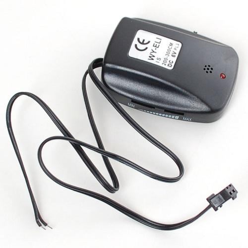 音に反応する ELワイヤ用ポケットインバーター 6V--在庫限り
