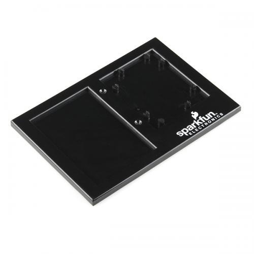 SparkFunブレッドボードホルダー(Arduino汎用)