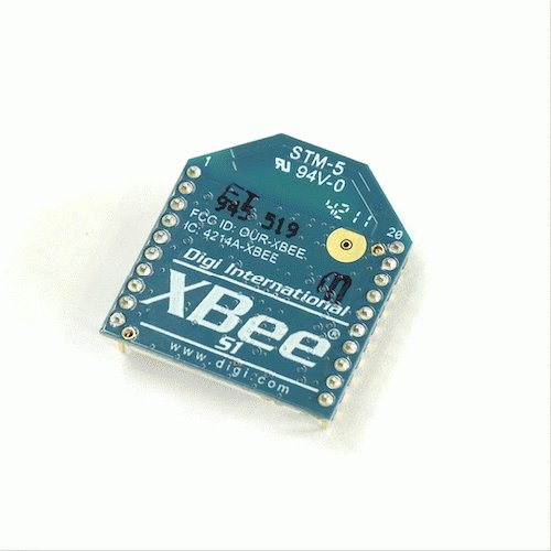 XBee シリーズ1 / PCBアンテナ型