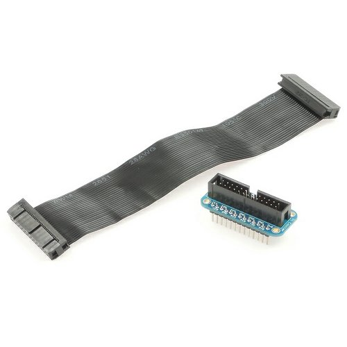 Adafruit Raspberry Pi用ブレッドボード接続I型基板セット