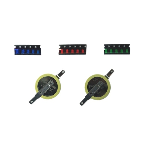 AgIC LED&電池セット