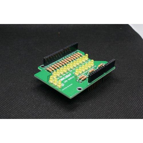 Arduino用 LEDシールド