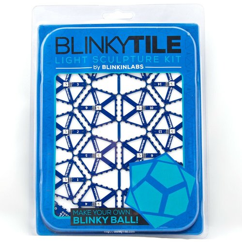 BlinkyTile Light Sculpture Kit--販売終了