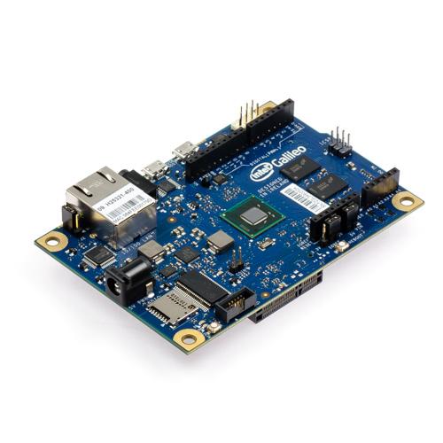 Intel Galileo 開発ボード--販売終了