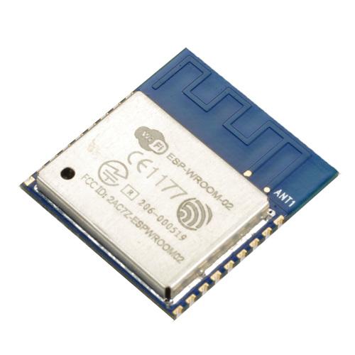 ESP-WROOM-02 Wi-Fiモジュール