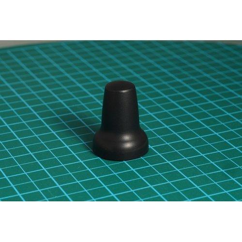 ニブルス・メキシカン15(黒) ロータリーエンコーダー用つまみ