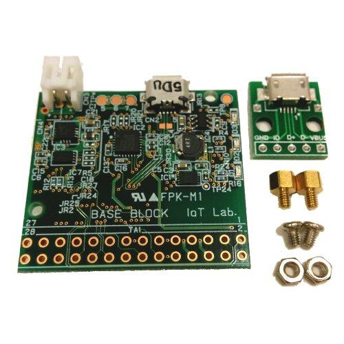 Intel Edison用 9軸センサー搭載拡張基板 Petit Board