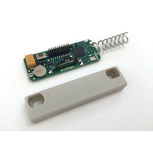 EnOcean 温度・ドア開閉共用センサー ETM500J(マグネット付属)--販売終了