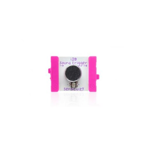 littleBits Sound Trigger ビットモジュール