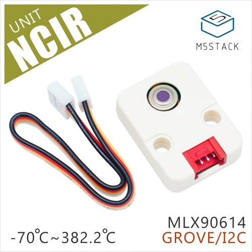 M5Stack用非接触温度センサユニット