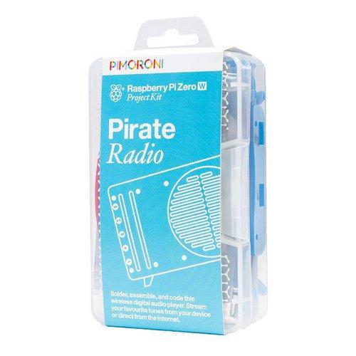 Pirate Radio - Pi Zero Wプロジェクトキット