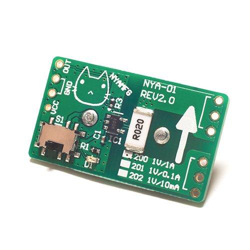 簡易型電流プローブ NYA-01-201 Rev.2.0