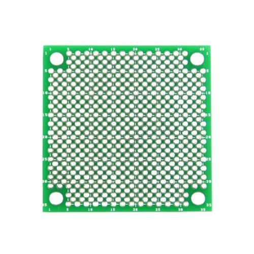 奇天烈(ジグザグ)ユニバーサル基板 スクゥエアタイプ(48×48mm)