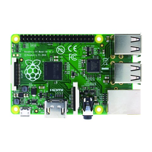 Raspberry Pi Model B+(RSコンポーネンツ製)