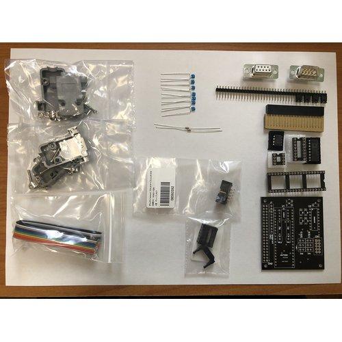 ラズパイ用RS-232Cボード