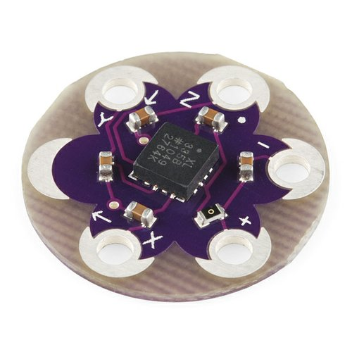 LilyPad加速度センサ(ADXL335搭載)
