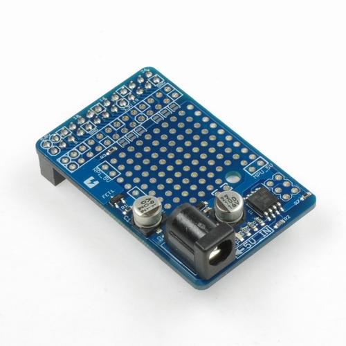 Raspberry Pi Model B用ウォッチドッグ基板