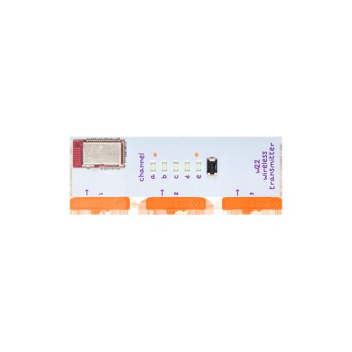 littleBits Wireless Transmitter ビットモジュール