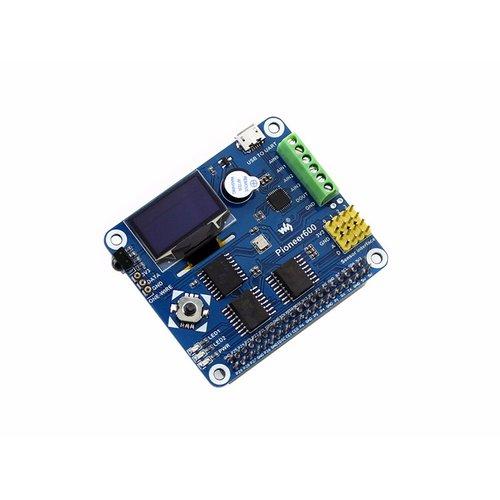 Pioneer600 - Raspberry Pi用拡張基板