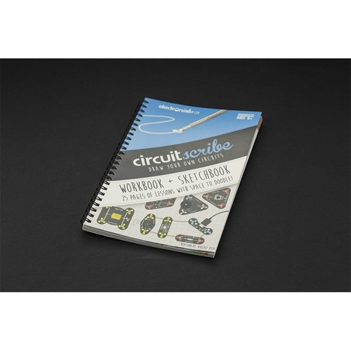 《お取り寄せ商品》Circuit Scribe Educational Workbook