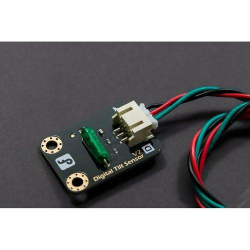 《お取り寄せ商品》Gravity: Digital Tilt Sensor for Arduino / Raspberry Pi