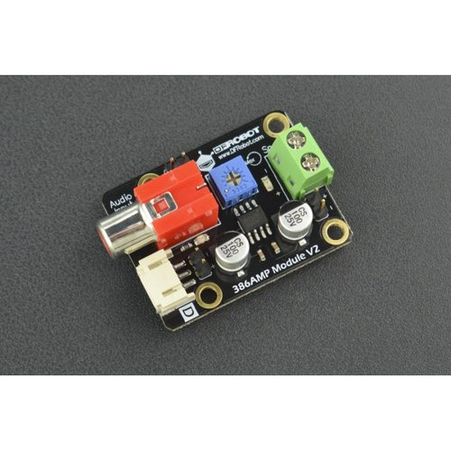 《お取り寄せ商品》Gravity: 386AMP Audio Amplifier Module (Arduino compatible)