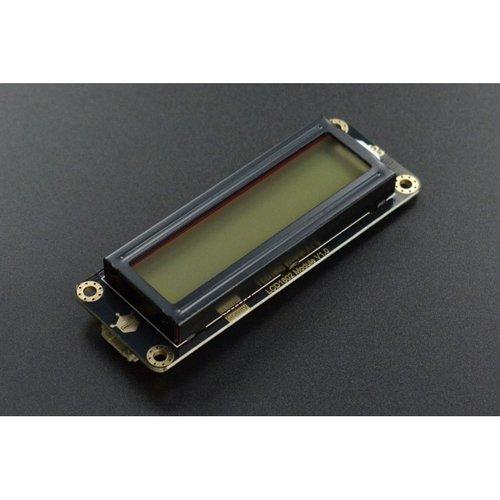 《お取り寄せ商品》Gravity: I2C LCD1602 Arduino LCD Display Module (Gray)