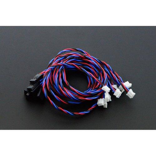 《お取り寄せ商品》Gravity: Analog Sensor Cable for Arduino (10 Pack)