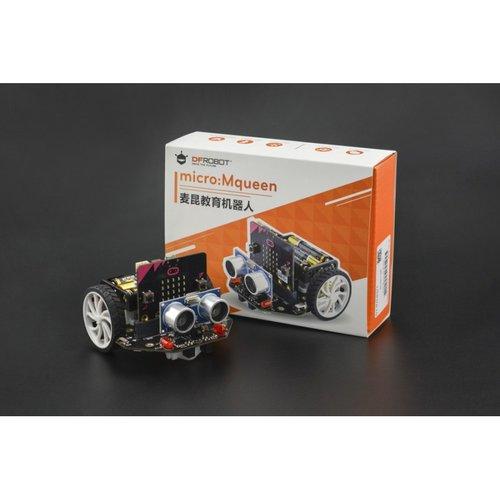 《お取り寄せ商品》Micro: Maqueen micro:bit Robot Platform