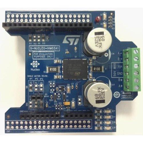 X-Nucleo ハイパワーステッピングモータードライバボード IHM03A1--在庫限り
