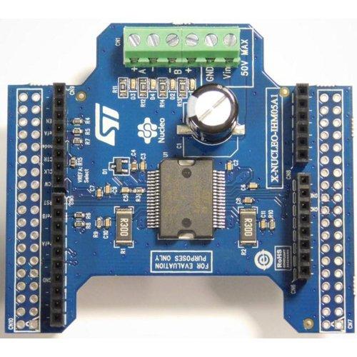X-Nucleo バイポーラステッピングモータードライバボード IHM05A1--在庫限り