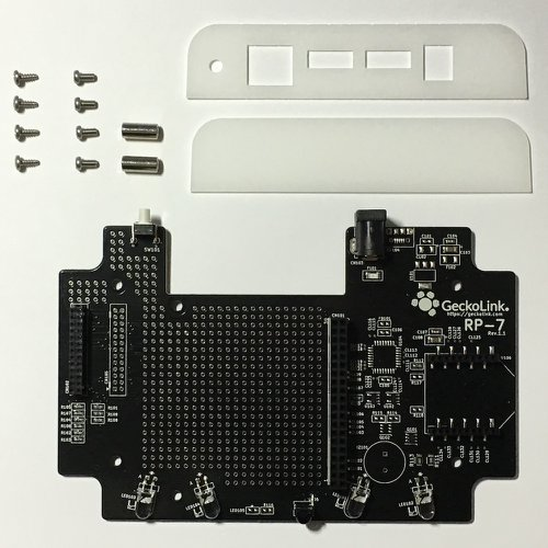 GeckoLink HomeServer DeveloperKit Rev.1.1