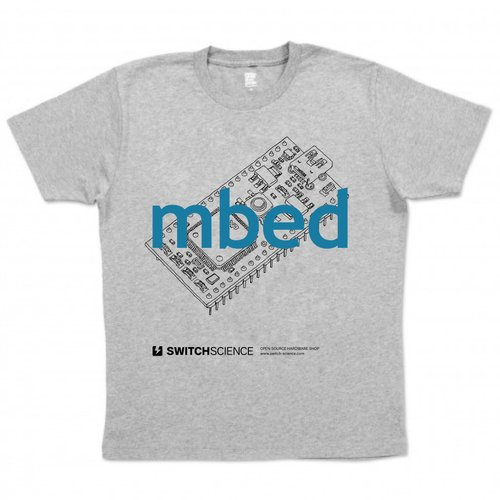 mbedTシャツ(L)