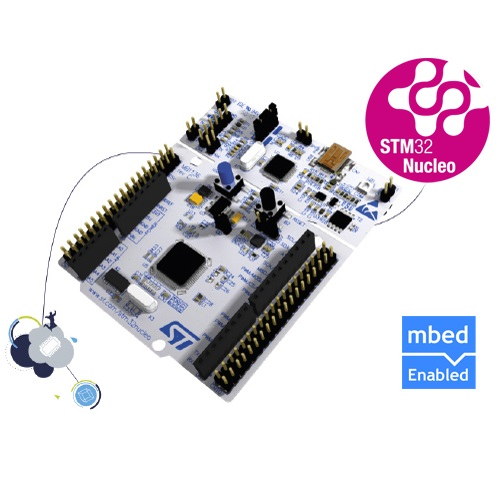 ST Nucleo Board STM32F401RE