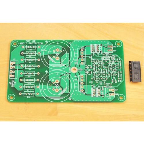 整流・プロテクタ基板 PRT-02