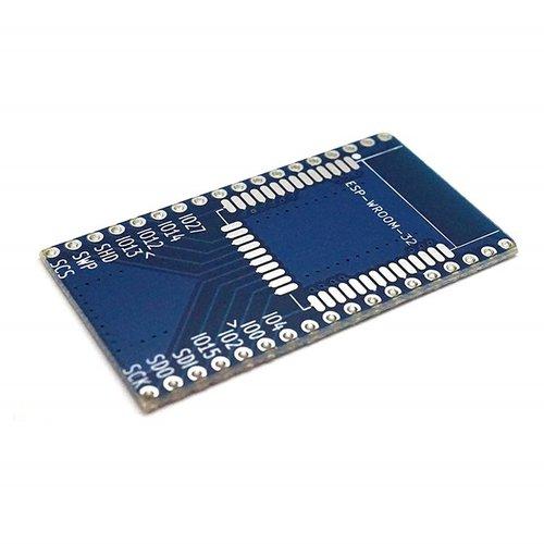 ESP-WROOM-32 ピッチ変換基板 ロング